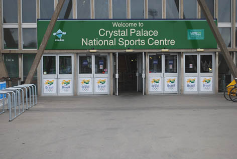 Brazil entrance notice at NSC